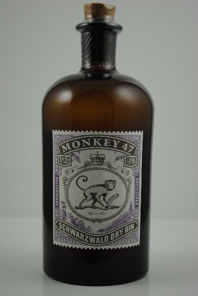 Monkey Gin 47, Black Forest Distillers
